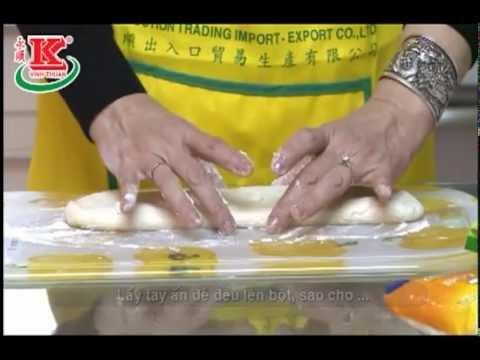 Hướng dẫn làm bánh quẩy ngon bằng bột bánh quẩy Vĩnh Thuận