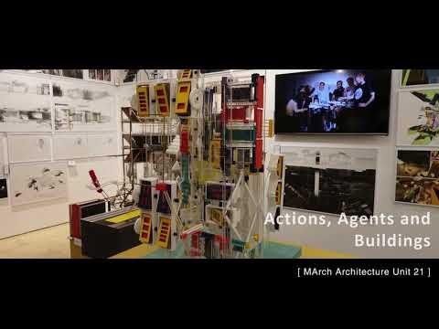 Bartlett Summer Show 2018  Architecture MArch