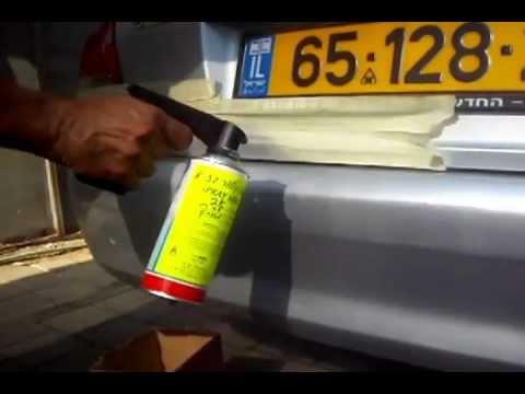 תיקון צבע רכב