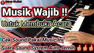 Cek sound pakai music ini dijamin suara sound system auto jernih    By Achmad Al-Mani