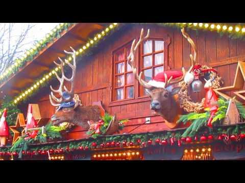 Christmas Market in Bonn, 2016