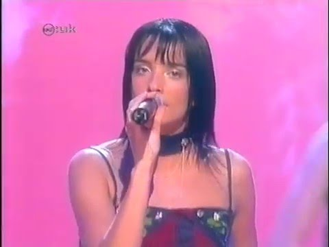 B*Witched - Jesse Hold On (live CD:UK)
