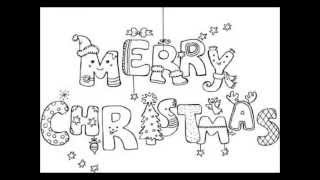 Merry Christmas Coloring Pages That Say (merry Christmas), Coloring Sheets Printables