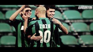 Simone Zaza - Sassuolo - Season Review 2014 HD