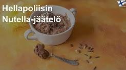 Hellapoliisin Nutella-jäätelö
