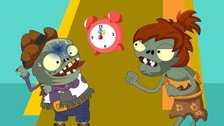 Plants vs. Zombies Animation : Waking Up Naturally