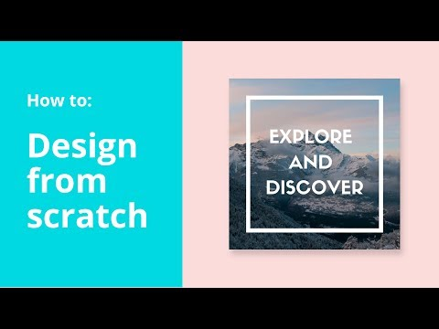 How to design from scratch