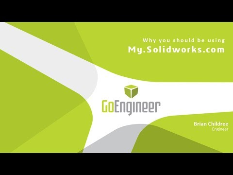Why you should be using My SolidWorks com
