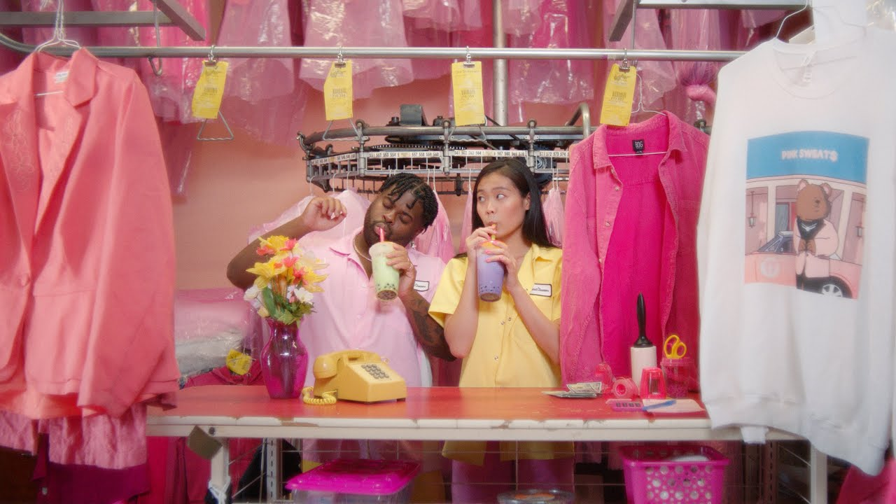Download Pink Sweat$ - At My Worst (Official Video)
