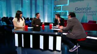 The Panel: Josh Gad, Ben Rayner and Pay Chen on GST (12/2/13)