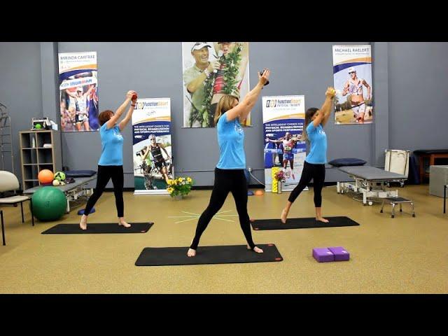 Week 6 #12 | PostPartum Fitness Program