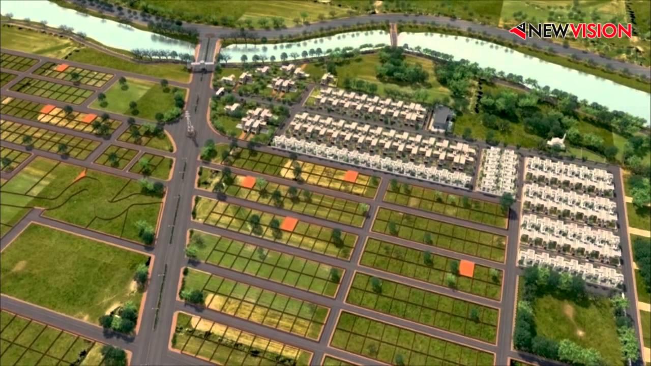 New Vision Eco City  Youtube