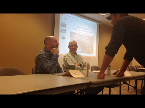 Chico State panel discussion on Oroville Dam