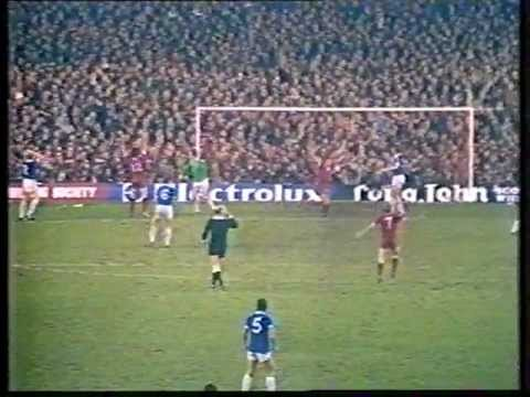 Match Of The Day 07/11/1981 Liverpool v Everton