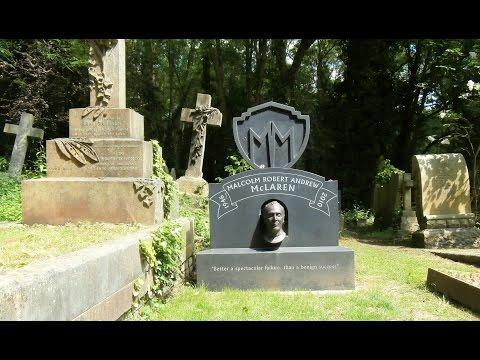 Highgate Cemetery. London 2016