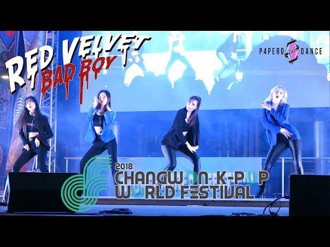 [2018 K-POP WORLD FESTIVAL] BAD BOY - RED VELVET | P4pero Dance Cover