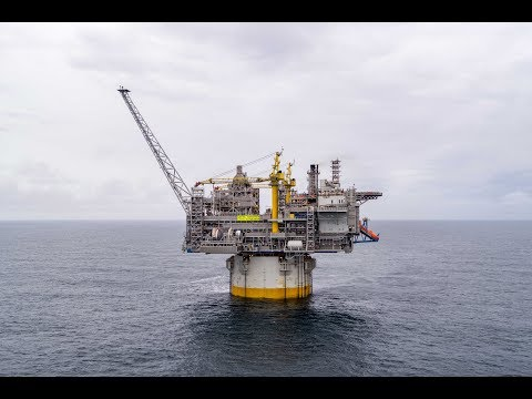 Aasta Hansteen - the world's largest SPAR platform