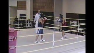 平成16年 アマチュアボクシング新人選手権 決勝
