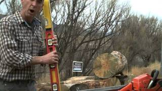 How To Make Log Furniture: A Nice Place To Sit!