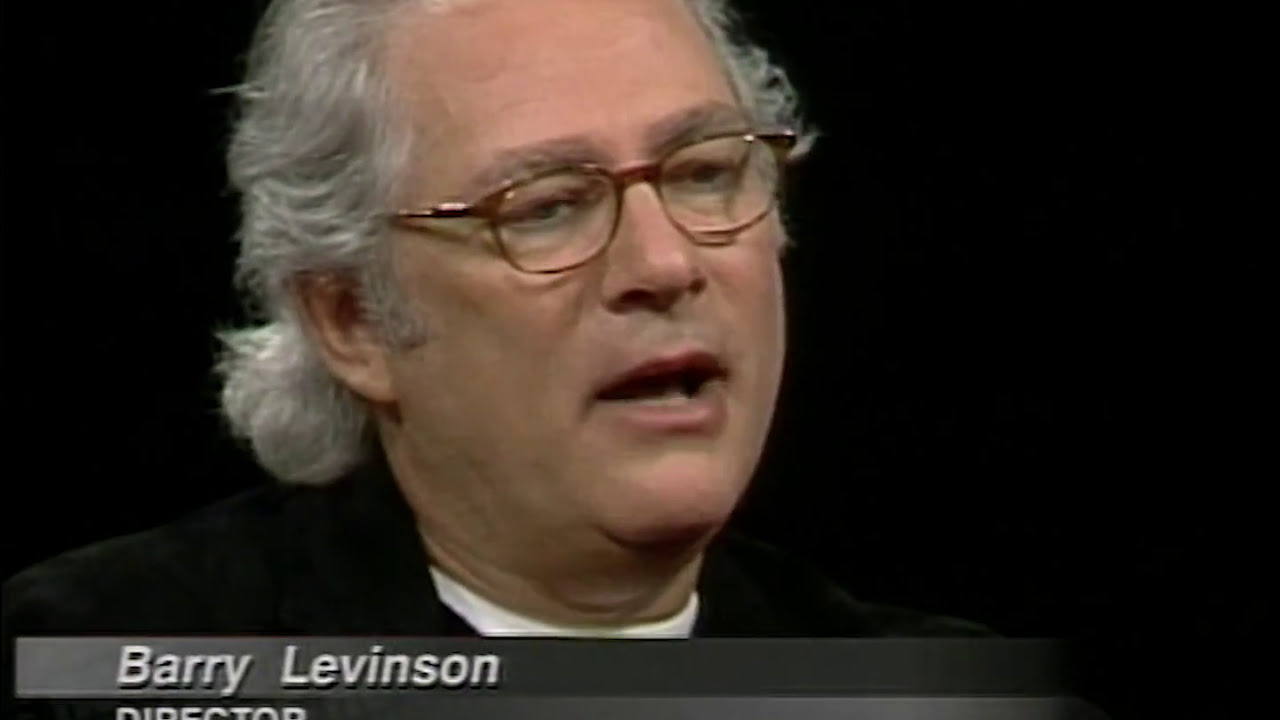 barry levinson biography