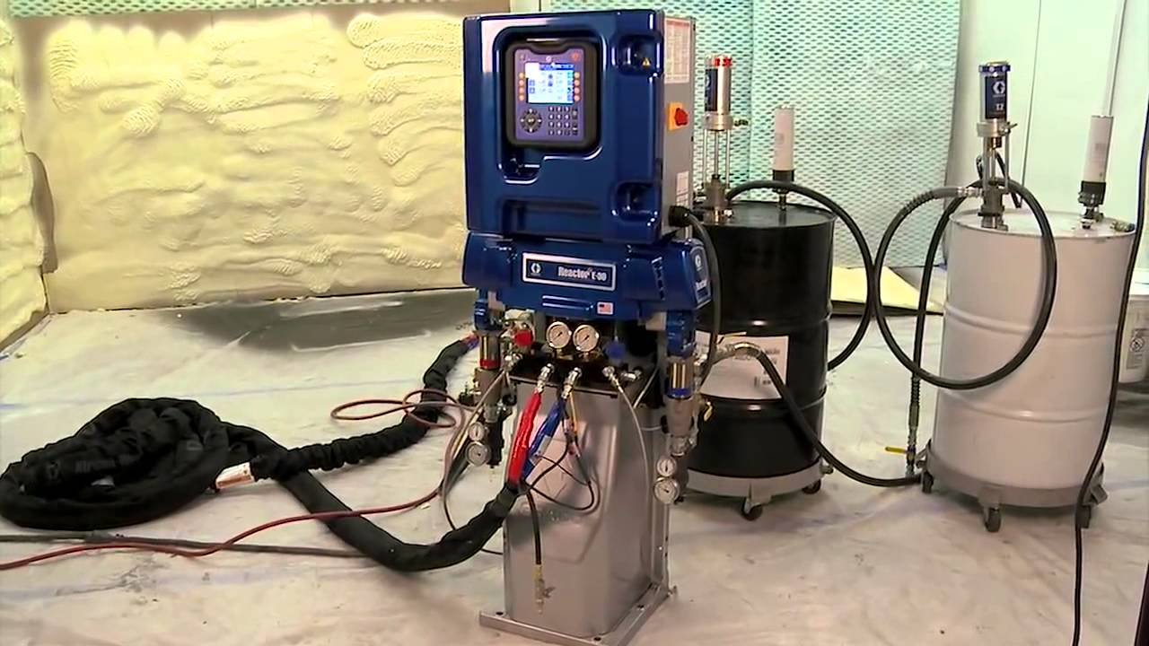 Graco Reactor 2 The Next Generation Of Technology For