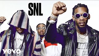 Migos - Stir Fry (Live on SNL)