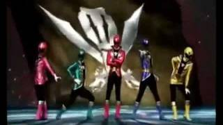 Power Rangers Pirate Armada Opening 1