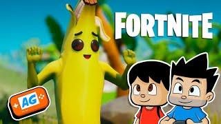 La HORA Banana en Fortnite con BigManu PRO | Fortnite en Español