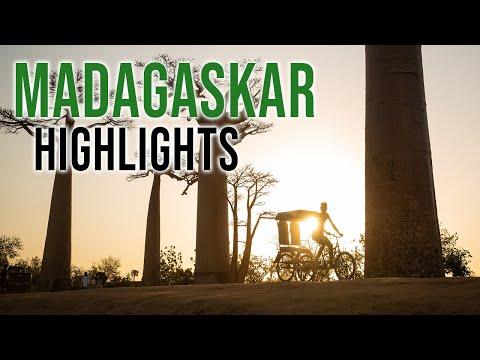 BEST OF Madagaskar  🇲🇬Sehenswürdigkeiten \u0026 Aktivitäten