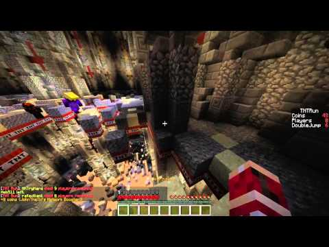 bcc97b0771 Minecraft Hypixel TNT Run   King s Crown and everything maxed out!