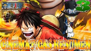 Vídeo One Piece: Pirate Warriors 3