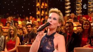 Rebecca Hampton - Robe Patrice Papa - Le Plus Grand Cabaret