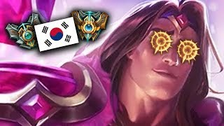 15 Weird/OP builds from Korean Master that actually work