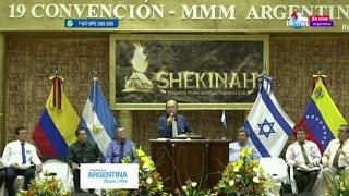 CUANDO CAE LA SHEKINAH l CONVENCIÓN NACIONAL ARGENTINA 2019 | BETHEL TELEVISIÓN