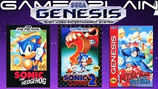 Sega Genesis Mini - Menu Tour + Music (Mega Drive Mini)