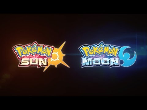 Pokémon Sun and Pokémon Moon - Announcement Trailer