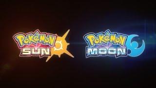 Pokémon Sun and Pokémon M๐on - Announcement Trailer