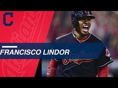 Check out Francisco Lindor's 2017 season