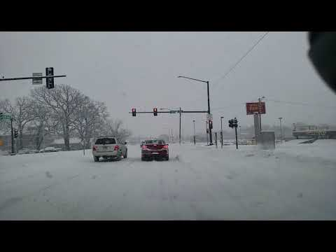 Ames IA Snow Feb 17 2019