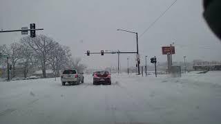 Ames IA Snow Feb 17 2019