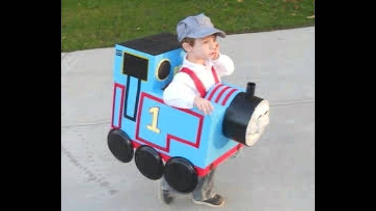 TRENES DE CARTON !!! + DE 40 iDEAS FABULOSAS - YouTube