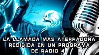 La Llamada mas Aterradora Recibida en un Programa de Radio # 4 I Pasillo Infinito