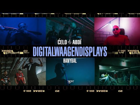 Смотреть клип Celo & Abdi Ft. Hanybal - Digitalwaagendisplays