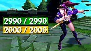 2000 ENERGY AKALI! Super Q Spam!
