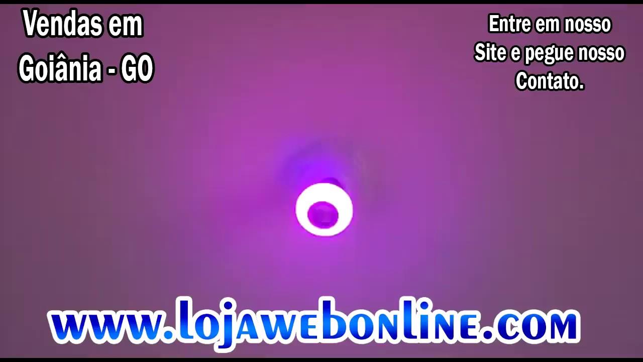 9734c25a8 Review Lampada Speaker Bluetooth - Loja Web Online - Goiânia - YouTube