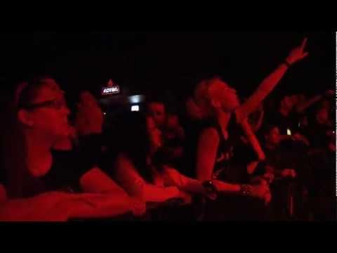 Nitzer Ebb - Hearts & Minds - live in Hamburg - DVD Pro-Shot
