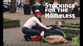 Stockings for the Homeless   KIND TV