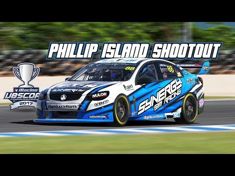iRacing: Phillip Island Shootout (V8 Supercar @ Phillip Island)