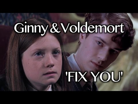 Ginny & Voldemort | 'Fix You'