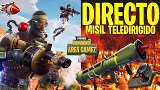 DIRECT #161 // TWITCH SKINJEJEJE IN FORTNITE CHILE BATTLE ROYALE ARE COMING